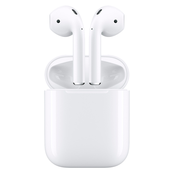 Купить Наушники для Apple Apple AirPods (MMEF2ZE A) в каталоге ... d2839fe12a35b