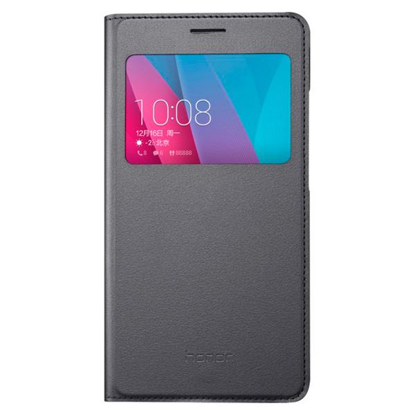все цены на Чехол для сотового телефона Honor 5X Smart Cover Grey онлайн