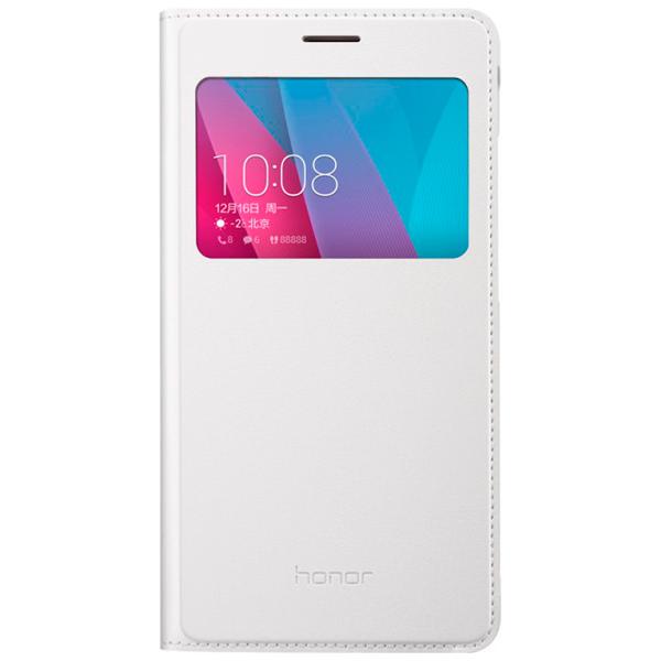 все цены на Чехол для сотового телефона Honor 5X Smart Cover White онлайн