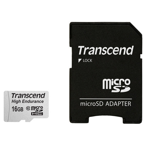Карта памяти MicroSD Transcend TS16GUSDHC10V фото