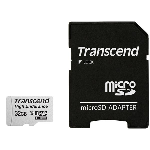 Карта памяти SDHC Micro Transcend TS32GUSDHC10V