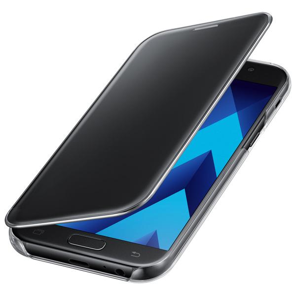 Чехол Samsung A5 2017 Clear View Cover Black