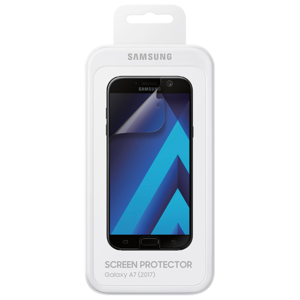 Плёнка для сотового телефона Samsung A7 2017 Screen Protector samsung s5230 в краснодаре