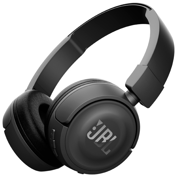 Наушники накладные Bluetooth JBL T460BT Black (JBLT460BTBLK)