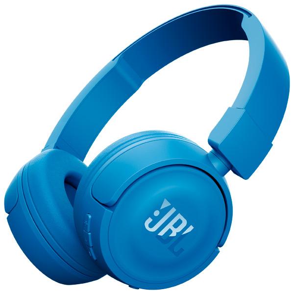 Наушники Bluetooth JBL — T460BT Blue (JBLT460BTBLU)
