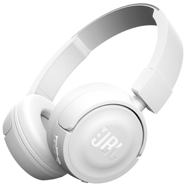Наушники Bluetooth JBL T460BT White (JBLT460BTWHT) jbl synchros e40bt white