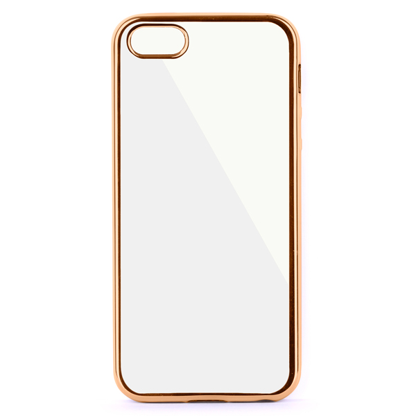 Чехол InterStep Frame для iPhone 5/5S Gold