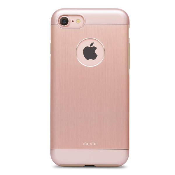 Чехол для iPhone Moshi для iPhone 7 Armour Golden Rose (99MO088251) чехол для iphone moshi для iphone 7 napa charcoal black 99mo088003