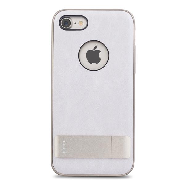Чехол для iPhone Moshi для iPhone 7 Kameleon Ivory White (99MO089101)