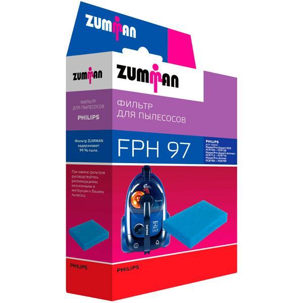 Фильтр для пылесоса Zumman FPH97 Topper/Zumman Фильтр для пылесоса Zumman FPH97