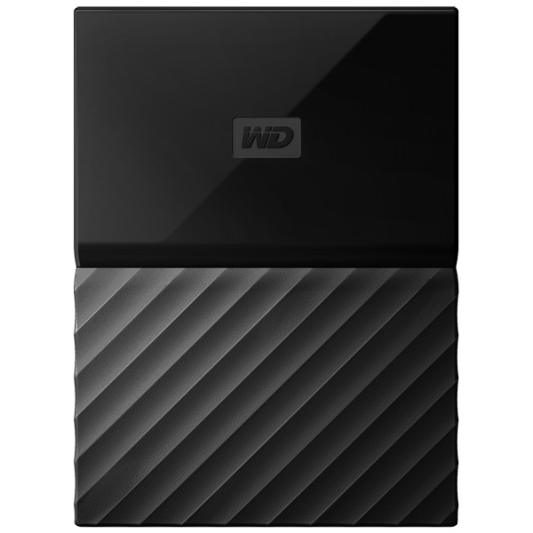 Внешний жесткий диск 2.5 WD My Passport 2Tb Black (WDBUAX0020BBK-EEUE) my passport