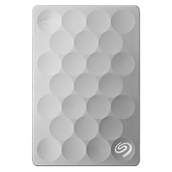 "Seagate, Внешний жесткий диск 2.5"", Backup Plus Ultra Slim 2TB Platinum (STEH2000200)"