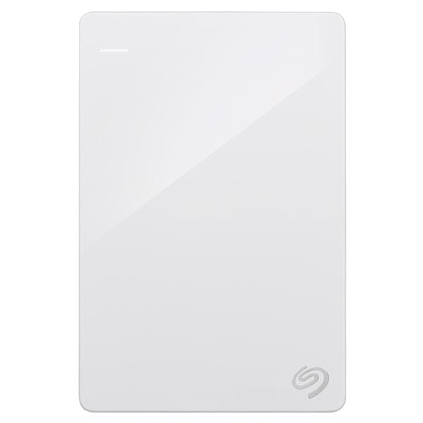 Внешний жесткий диск 2.5 Seagate Backup Plus Slim 1TB White (STDR1000307) 3 5 8000gb seagate stel8000200 usb3 0 backup plus hub черный
