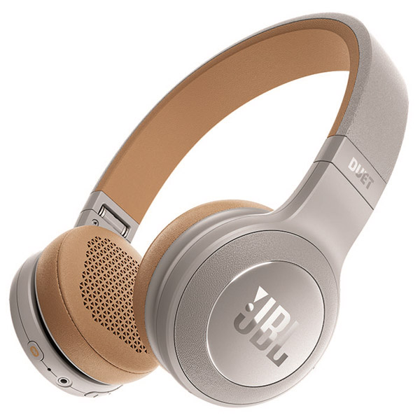 Наушники Bluetooth JBL Duet BT Grey