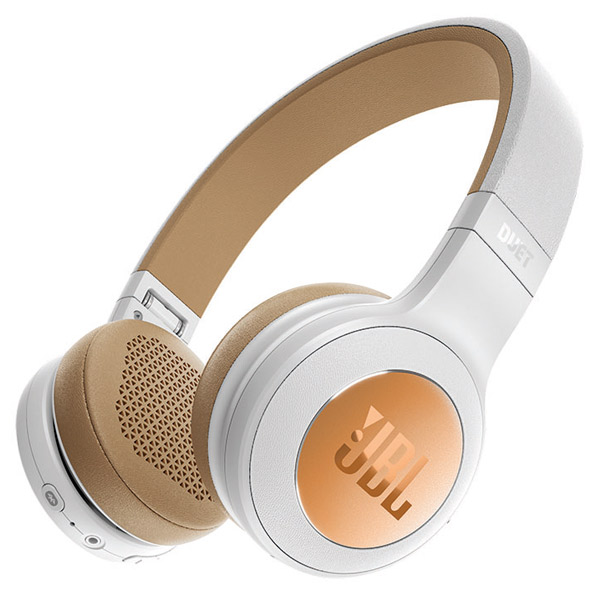 Наушники Bluetooth JBL Duet BT Silver