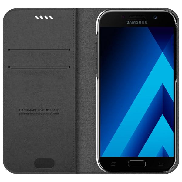 Чехол для сотового телефона Araree для Samsung A5 (2017) Charcoal Gray (AR10-00216B) manitobah унты kanada mukluk мужск 8 charcoal св серый