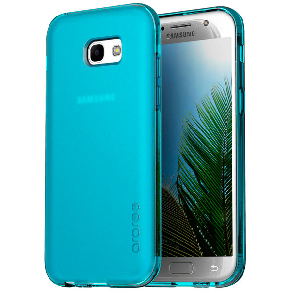 Чехол для сотового телефона Araree для Samsung A3 (2017) Coral Blue (AR20-00204C) чехол для сотового телефона takeit для samsung galaxy a3 2017 metal slim металлик
