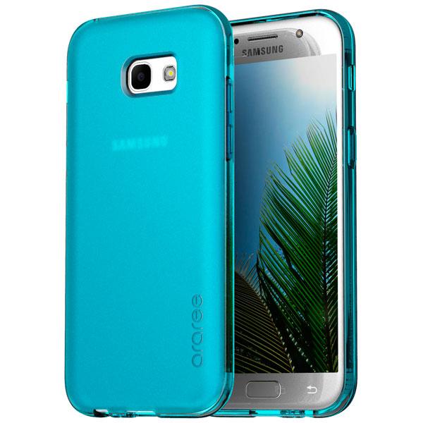 Чехол для сотового телефона Araree для Samsung A5 (2017) Coral Blue (AR20-00205C) чехол для сотового телефона araree для j5 prime silver ar20 00193b