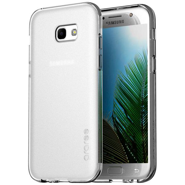 Чехол для сотового телефона Araree для Samsung A7 (2017) Clear (AR20-00206E) чехол для сотового телефона araree для j5 prime silver ar20 00193b