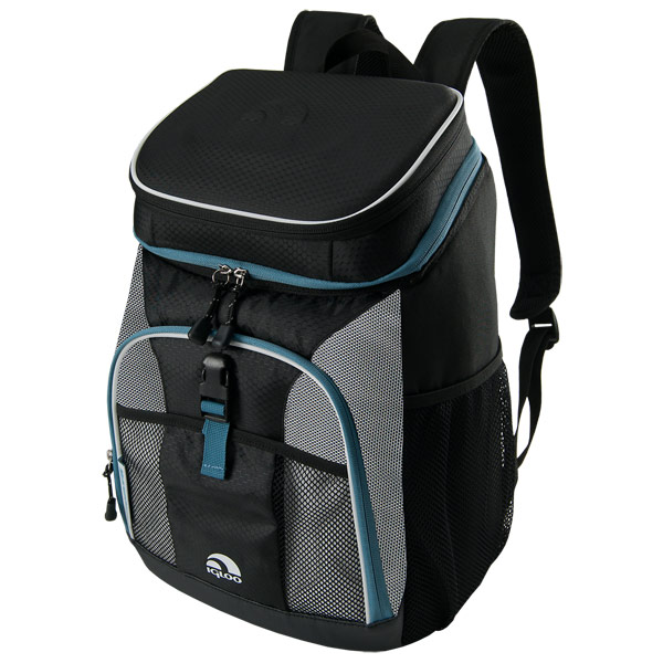 Сумка - изотермический контейнер Igloo Maxcold Backpack 16Can 162724 фонарь maglite 2d синий 25 см в картонной коробке 947191
