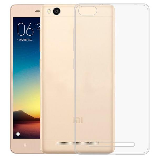 Чехол для сотового телефона Takeit для Xiaomi Redmi 4A, Slim (TKTXIAREDMI4ASLIMTR) чехол для сотового телефона takeit для samsung galaxy a3 2017 slim прозрачный