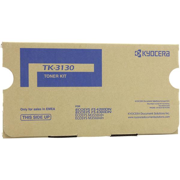 Картридж для лазерного принтера Kyocera TK-3130 все цены