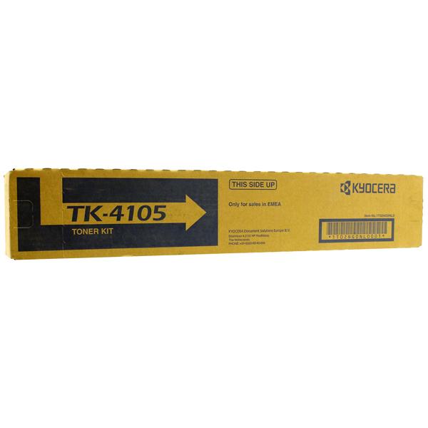 Картридж для лазерного принтера Kyocera TK-4105 тонер картридж kyocera tk 4105