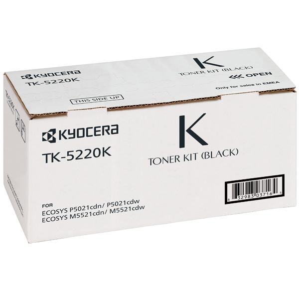 Картридж для лазерного принтера Kyocera TK-5220K картридж для лазерного принтера kyocera tk 895m