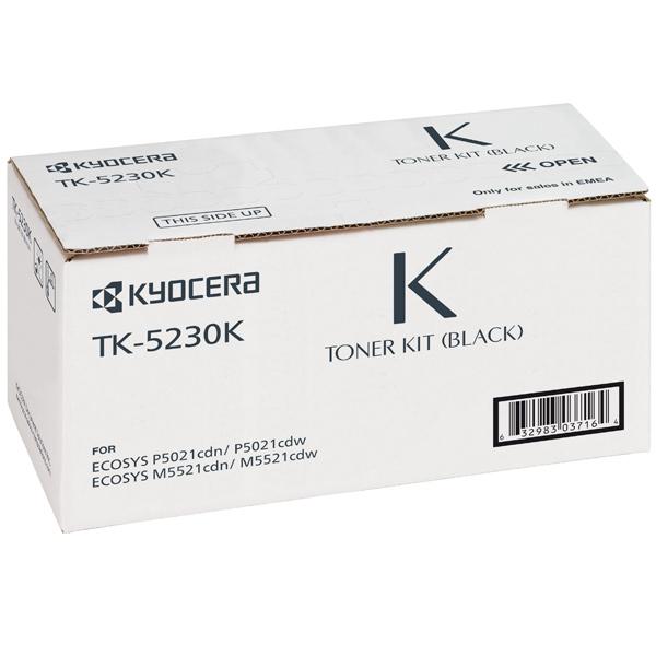 Картридж для лазерного принтера Kyocera TK-5230K