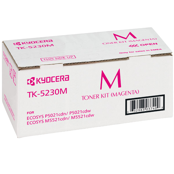 Картридж для лазерного принтера Kyocera TK-5230M