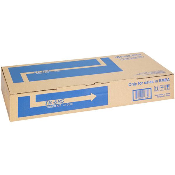 Картридж для лазерного принтера Kyocera TK-685 картридж для лазерного принтера hp 33a cf233a