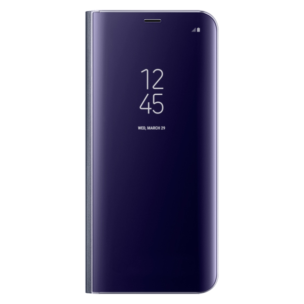Чехол для сотового телефона Samsung S8+ Clear View Standing Violet (EF-ZG955CVEGRU) samsung ef zn950 clear view standing cover great чехол книжка для note 8 dark blue