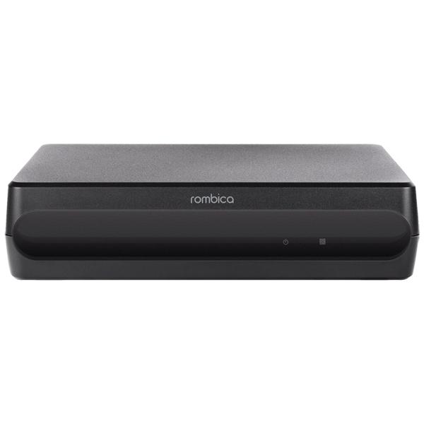 Smart-TV приставка Rombica Smart T2 v01 c DVB-T2 тюнером (SBQ-TV805) upvel um 522tv smart tv приставка