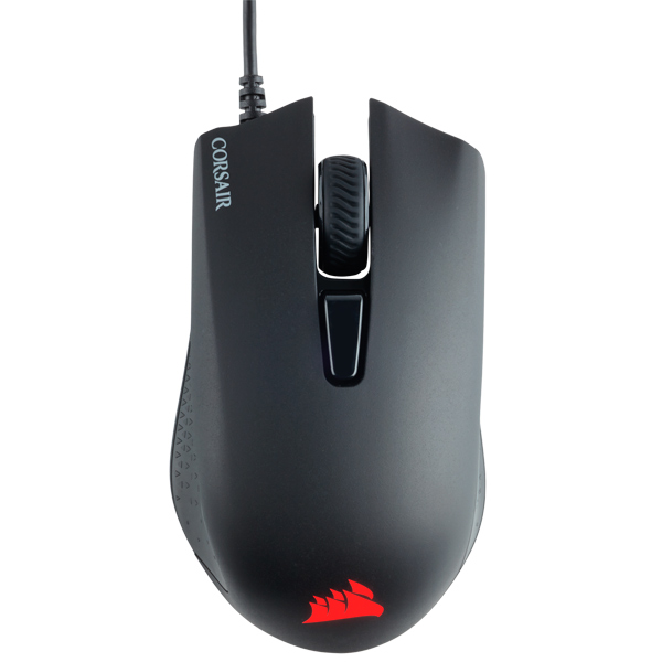 Игровая мышь Corsair Gaming Harpoon RGB (CH-9301011-EU) клавиатура corsair gaming strafe rgb cherry mx brown black usb [ch 9000094 ru]
