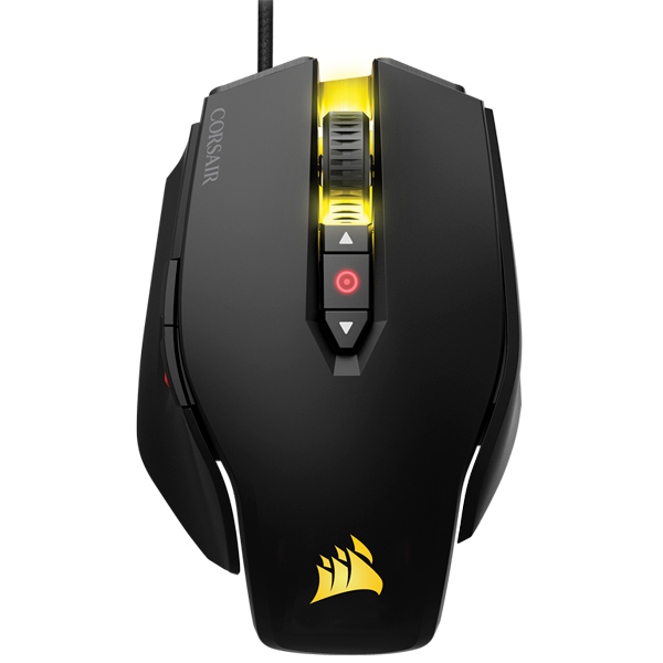 Игровая мышь Corsair Gaming M65 Pro GRB (CH-9300011-EU) клавиатура corsair gaming strafe rgb cherry mx brown black usb [ch 9000094 ru]