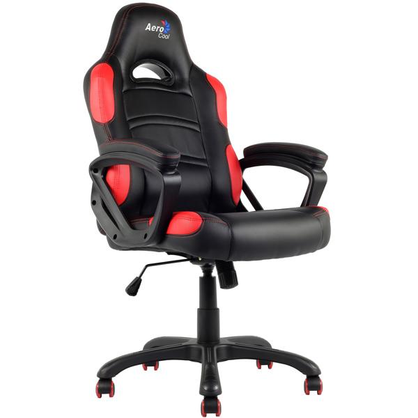 Кресло компьютерное игровое Aerocool AC80C-BR сиденья водительское для ваз 2112