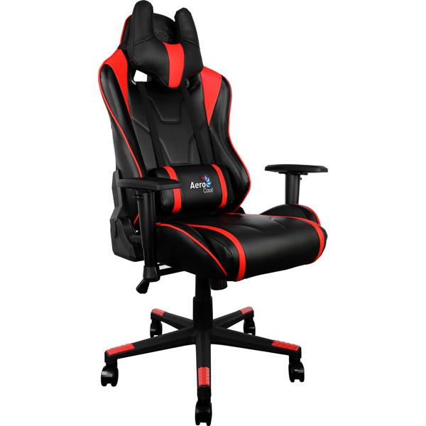 Aerocool, Кресло компьютерное игровое, AC220-BR