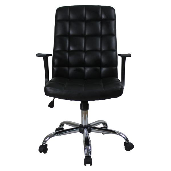 Кресло компьютерное игровое College BX-3619 Black сиденья водительское для ваз 2112