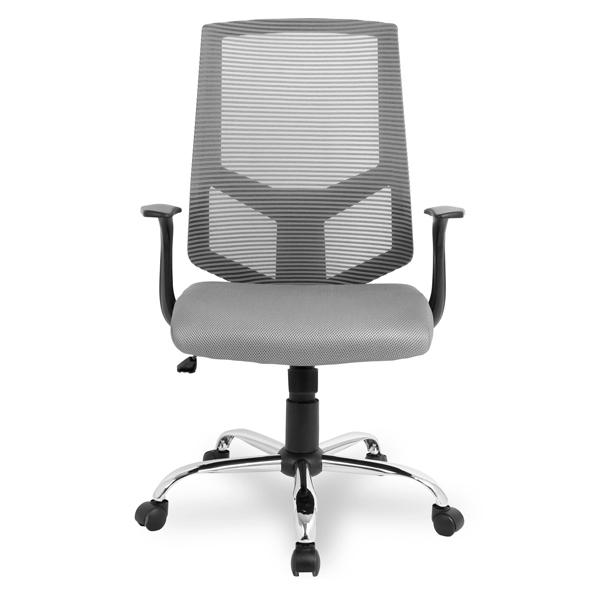 Кресло компьютерное игровое College HLC-1500F-1C Grey кресло college hlc 1500 f 1c серый