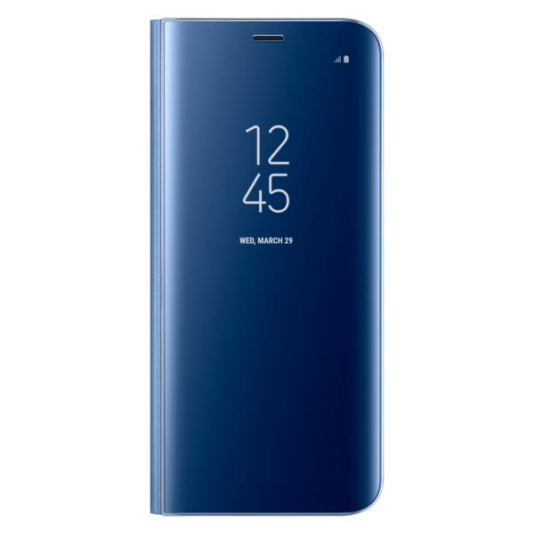Чехол для сотового телефона Samsung S8 Clear View Standing Blue (EF-ZG950CLEGRU) samsung ef zn950 clear view standing cover great чехол книжка для note 8 dark blue