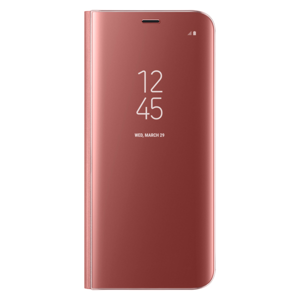 Чехол для сотового телефона Samsung S8 Clear View Standing Pink (EF-ZG950CPEGRU) samsung ef zn950 clear view standing cover great чехол книжка для note 8 dark blue