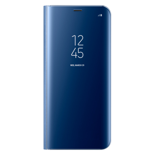 Чехол для сотового телефона Samsung S8+ Clear View Standing Blue (EF-ZG955CLEGRU) samsung ef zn950 clear view standing cover great чехол книжка для note 8 dark blue
