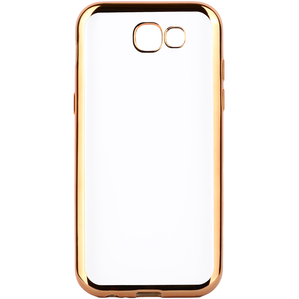 Чехол для сотового телефона InterStep Frame для Samsung Galaxy J7 (2017) Gold смартфон samsung galaxy j7 2016 sm j710fn gold