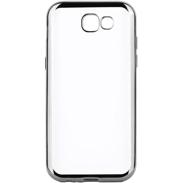 Чехол для сотового телефона InterStep Frame для Samsung Galaxy J7 (2017) Silver чехол для сотового телефона takeit для samsung galaxy a3 2017 metal slim металлик