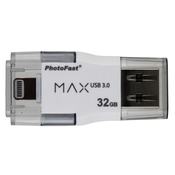 Флеш-диск для Apple PhotoFast 32GB i-FlashDrive MAX G2 U3 usb flash drive 32gb photofast i flashdrive memorycable