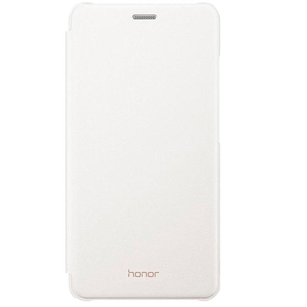 Чехол для сотового телефона Honor 5C Сase Сover White чехол для сотового телефона honor 5x smart cover grey