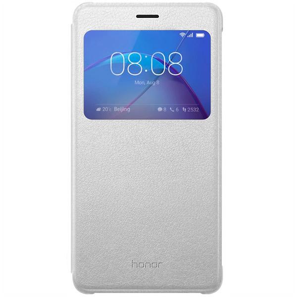 Чехол для сотового телефона Honor 6X Smart Cover Silver набор прецизионных напильников с ручкой 6 шт 152 мм truper lijo 6x 15240