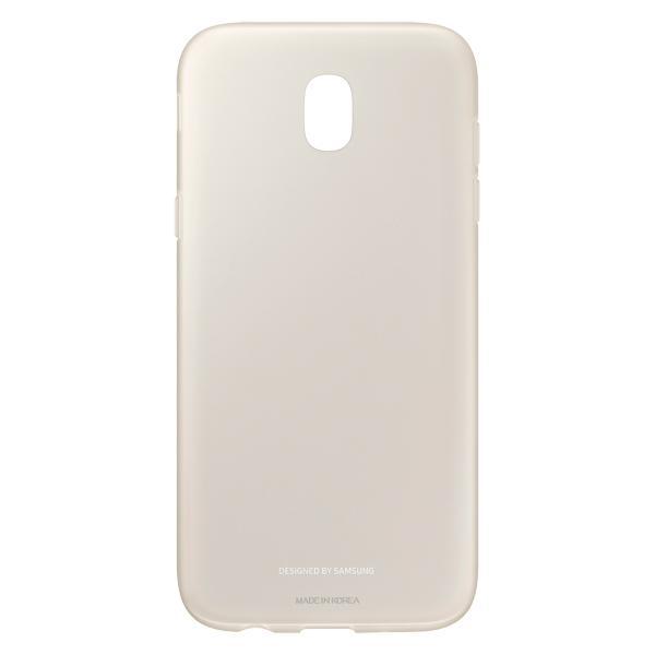 Чехол для сотового телефона Samsung Galaxy J5 (2017) Jelly Gold (EF-AJ530TFEGRU) чехол для сотового телефона takeit для samsung galaxy a3 2017 metal slim металлик