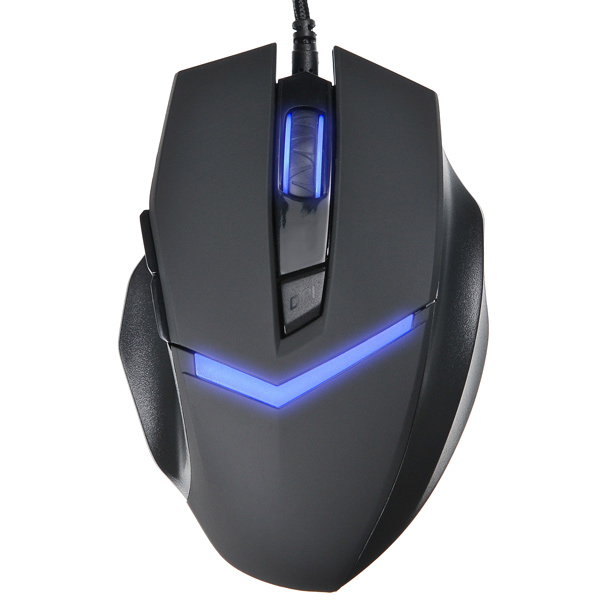Игровая мышь Oklick 825G Black мышь проводная tt esports by thermaltake azurues mini mo arm005dt black