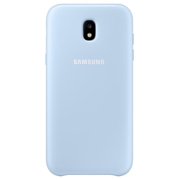 Samsung, Чехол для сотового телефона, Galaxy J5 (2017) Dual Layer Blue (EF-PJ530CLEGRU)